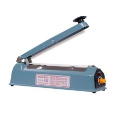 Getra His-300mh Manual Sealer / Mesin Penyegel Plastik - Biru