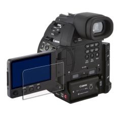 Gilrajavy BBAR Pelindung Layar Kamera 2in1 Super AR Hi-definition untuk CANON C100 Mark2-Intl