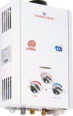 Globaltech Water Heater Gas GLB 12-6 A