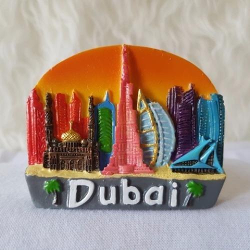 Harga preferensial Gloria Bellucci - Magnet Kulkas Dubai Orange beli sekarang - Hanya Rp24.915