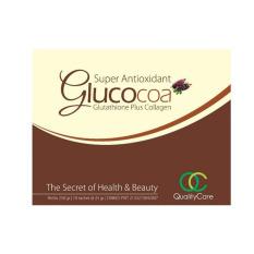 Cuci Gudang Glucocoa Super Antioxidant Cokelat