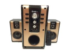 Jual Gmc 885T Speaker Aktif Multimedia Gold Baru