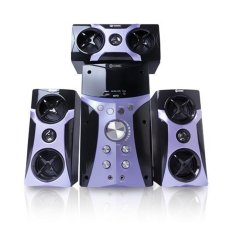 GMC Multimedia Aktif Speaker 887D BLUETOOTH - Lavender Metallic