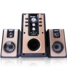 GMC Multimedia Speaker 885T / Speaker Aktif 2.1ch ( Bluetooth Connection )
