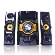 GMC Multimedia Speaker 889B / Speaker Aktif 2.1ch ( Bluetooth Connection )
