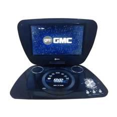 GMC Portable DVD Player + TV 7