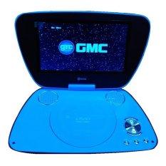 GMC TV DVD Portable Layar LED 9inch - Putih