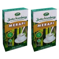 Jual Goat Milk Susu Kambing Merapi 2 Kotak Brand New North Sumatra Murah