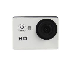 Goldfox SJ4000 720P HD 2 inch Waterproof Sport Action Camera HelmetBike Car Camcorder CAM Mount A8 (White) - Intl