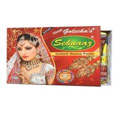 Toko Golecha Henna Sehnaaz Henna Cone 1 2 Box 6 Pcs Online Di Indonesia