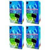 Spesifikasi Gomars 4 Kotak 200 Gram Original Susu Kambing Yang Bagus