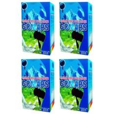 Beli Gomars 4 Kotak 200 Gram Original Susu Kambing Gomars Online