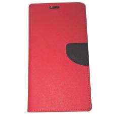 Goospery Mercury LG G3 Flip Cover / Case Cover - Merah