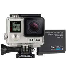 Promo Gopro Hero 4 Black Edition Gopro Rechargeable Battery Hero 4 Gopro Terbaru
