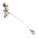 Review Tentang Gracefulvara Novel Kreatif P** Boy Urinal Keychain Cincin Hadiah