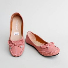 Gratica Sepatu Flat Shoes Dr51 Salem Original