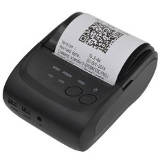 Great Zjiang Mini Portable Bluetooth Thermal Receipt Printer