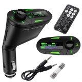 Spesifikasi Green Kit Car Mp3 Player Wireless Fm Transmitter Modulator Usb Sd Mmc Lcd Remote