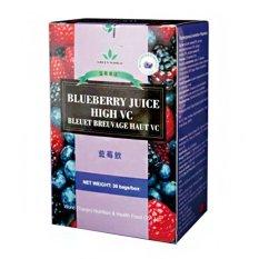 Beli Green World Blueberry Juice Baru