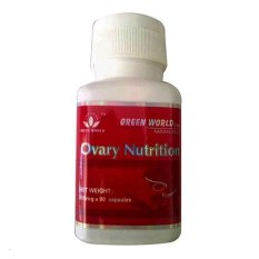 Toko Green World Ovary Nutrition Capsule Green World