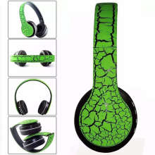 GStation P23 Bluetooth 4.1 Headset Foldable Stereo Headphones With Mic,FM,TF Card - Green