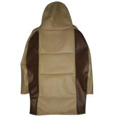 Gudang Leather Sarung Jok Mobil - Ayla/Agya - Ferrari - Cokelat Cappucino