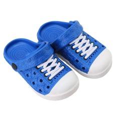 Hanyu Anak's Summer Cool Sandal Nyaman Bernapas Lovely Kid's Sepatu Sandal (Biru)