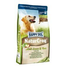 Diskon Happy Dog Naturcroq *d*lt Lamb Rice 15 Kg