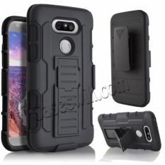 Hardcase LG G5 Beltclip Military Kickstand Case