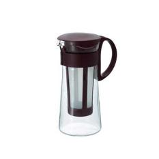 Hario Mizudashi Coffee Pot Mini Brown MCPN-7CBR