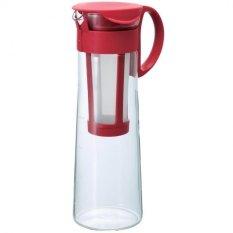 Beli Hario Mizudashi Cold Brew Coffee Pot 1000Ml Red Cicil