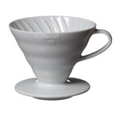 Beli Hario V60 Ceramic Coffee Dripper 02 White Terbaru