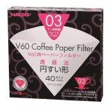 Review Toko Hario V60 Filter Paper 03 40 Pack