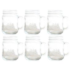 Top 10 Harvest Set Mug Jar 450Ml 6 Buah Online