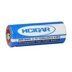 Review Hcigar Battery 18490 1200 Mah Di Dki Jakarta