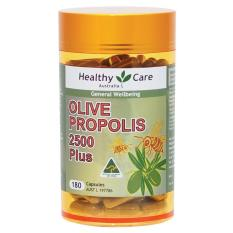 Harga Healthy Care Propolis 2500 Olive Leaf 180 Capsules Yg Bagus
