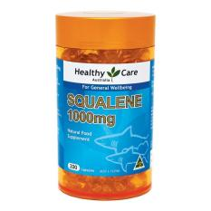 Beli Healthy Care Squalene Shark Oil 1000Mg 200 Tabs Pakai Kartu Kredit