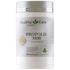 Daftar Harga Healthy Care Ultra Premium Propolis 3800 Mg 200 Kapsul Healthy Care