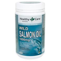 Harga Healthy S Care Omega 3 Wild Salmon Oil 1000Mg 500 Kapsul Merk Healthy S Care