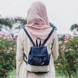 Jual Heejou Mini Backpack Vintage Heejou Bag Grosir