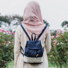 Beli Heejou Mini Backpack Vintage Indonesia
