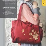 Promo Heejou Tas Kanvas Tote Shoulder Bag