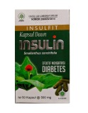Iklan Herbal Diabetes Kapsul Daun Insulin 50 Kapsul
