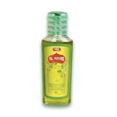 Herbal Minyak Zaitun Extra Virgin Al Arobi Albany - 60 ml