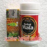 Harga Herbal Obat Tetes Mata Shifa Ain 1 Perih Plus Kapsul Sehat Mata Annawa New
