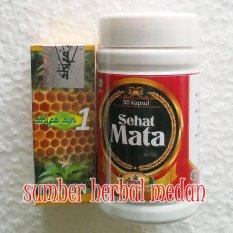 Harga Herbal Obat Tetes Mata Shifa Ain 1 Perih Plus Kapsul Sehat Mata Annawa Herbal