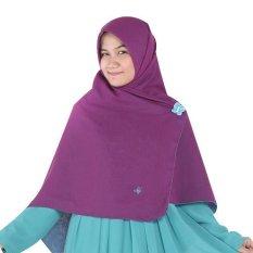 Hijab Alila Gamis Neo Perdana - Ungu
