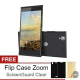 Review Tentang Himax Zoom 8 Gb Hitam Gratis Flipcase Screenguard