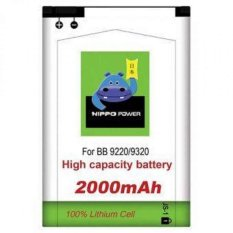 Review Toko Hippo Battery Double Power For Blackberry Davis Amstrong