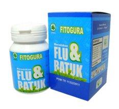 Penawaran Istimewa Hiu Fitogura Obat Herbal Flu Dan Batuk Terbaru